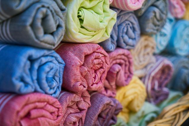 Les différents types de matières textiles