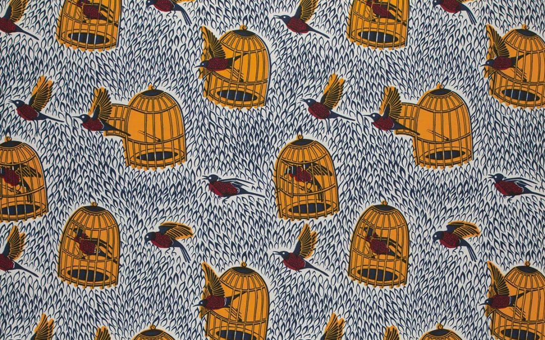 Les motifs des tissus mythiques de la maison Vlisco